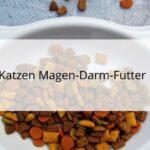 Magen-Darm-Futter für Katzen mit empfindlichem Magen-Darm Trakt
