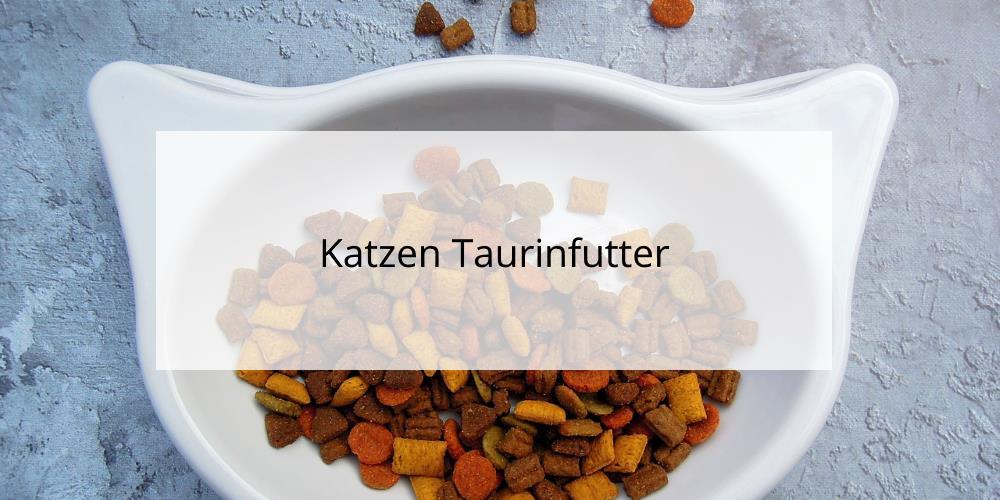 Katzenfutter mit Taurin